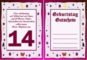einladungskarten 14 geburtstag – sleepwells, Einladungsentwurf
