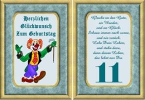 Lustige Geburtstag Wünsche 11 Jahre Kostenlos Ausdrucken