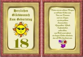 Bilder 18 Geburtstag Lustig Geburtstagsspruche Von Herzen