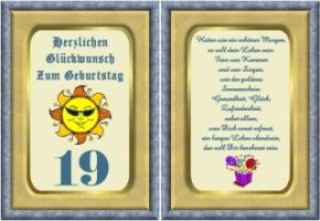 zum Geburtstag – Happy Birthday Chef Grußkarten Anlässe Geburtstag ...