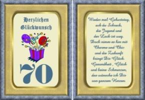 Zum 70 geburtstag zitate lustige w nsche zum geburtstag for Lustige geschenke zum 70 geburtstag