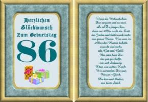 Lustige Geburtstag Wünsche 86 Jahre Kostenlos Ausdrucken