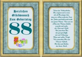 Lustige Geburtstag Wünsche 88 Jahre Kostenlos Ausdrucken